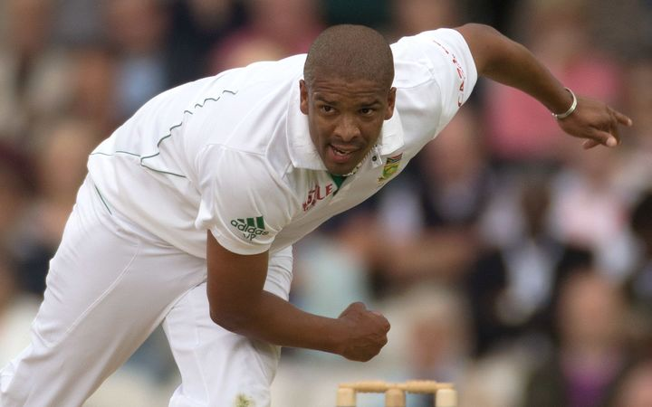 South African bowler Vernon Philander has enjoyed plenty of success against the Black Caps.