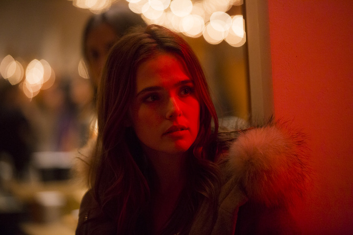 Zoey Deutsch stares into an abyss in Ry Russo-Young's Before I Fall