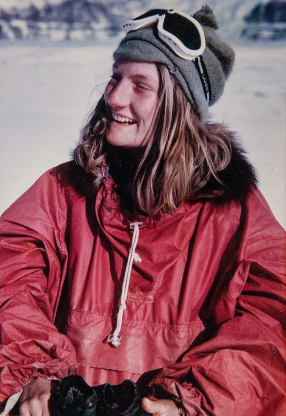 Rosemary Askin became the first New Zealand woman to undertake her own research programme in Antarctica in 1970.