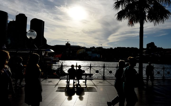 Sydney sweltered under Australia's 'angry summer' in 2016/17.