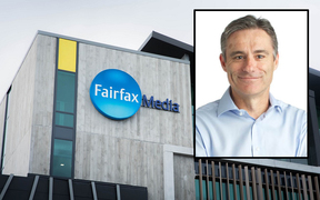 Fairfax head Simon Tong will leave the company next week.