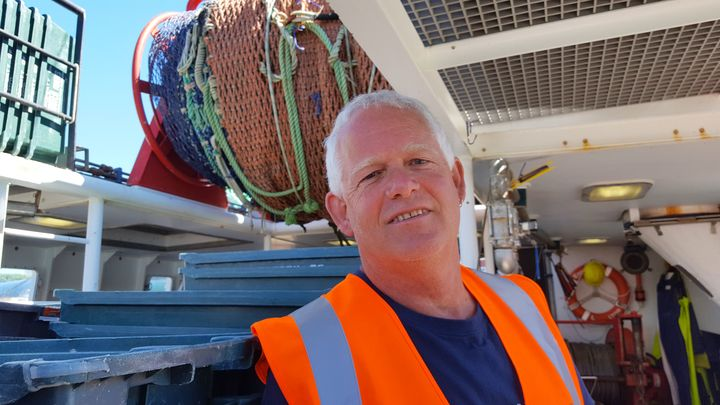 Tony Threadwell operates five trawlers out of Lyttelton.