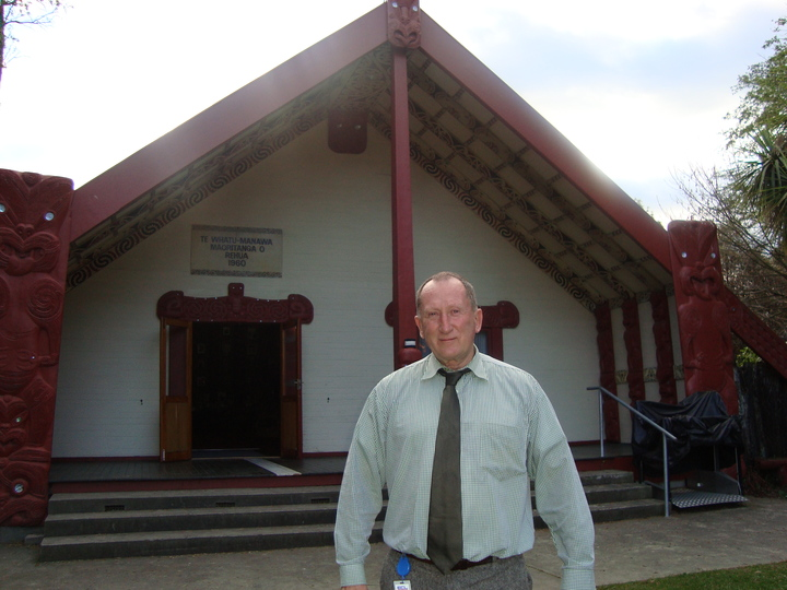 Dr Terry Ryan says the name Rehua was given by Henare Te Ara Jacobs.