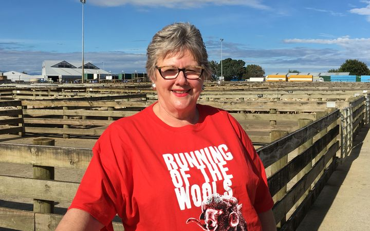 NZ Rural Games Trust chair Margaret Kouvelis.