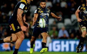 Lima Sopoaga in action for the Highlanders.