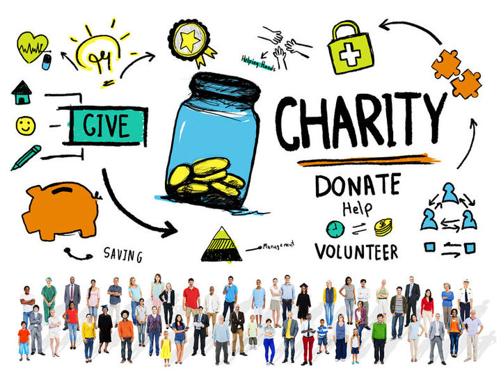 The $20 billion a year charity sector employs more than 105,000 people and has about the same number of volunteers.