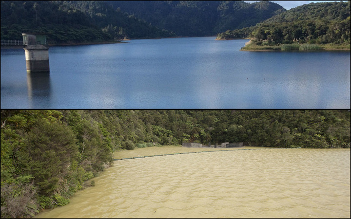Image result for auckland water silt