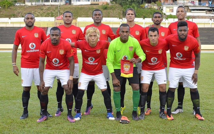 Image result for fiji soccer team group photo