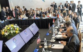 TPP meeting, Chile