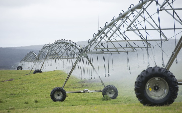 Irrigation pivots