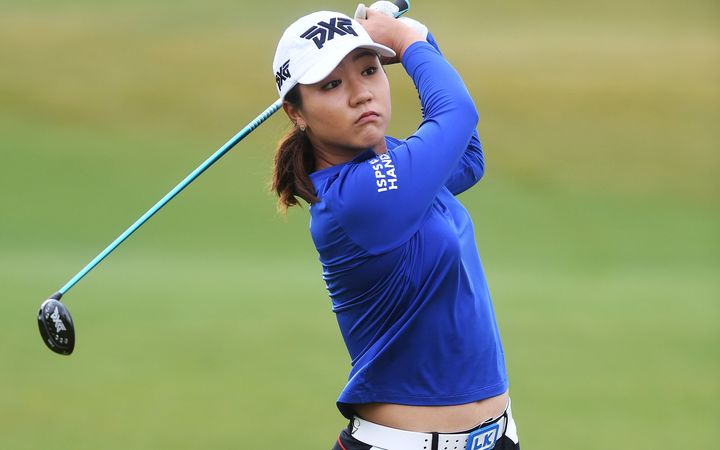 Lydia Ko storms into contention on LPGA tour in Phoenix