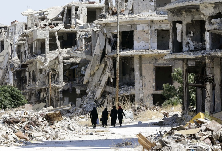 Russia Brokers 'De-Escalation' Zone Deal in Syria, Eases Fighting