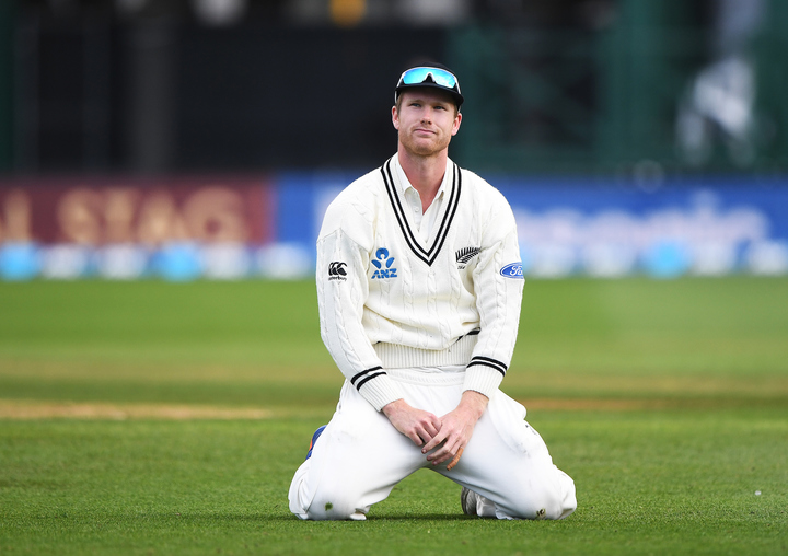 The Black Caps (New Zealand) lost to South Africa's Proteas in the second test match 19/3/17