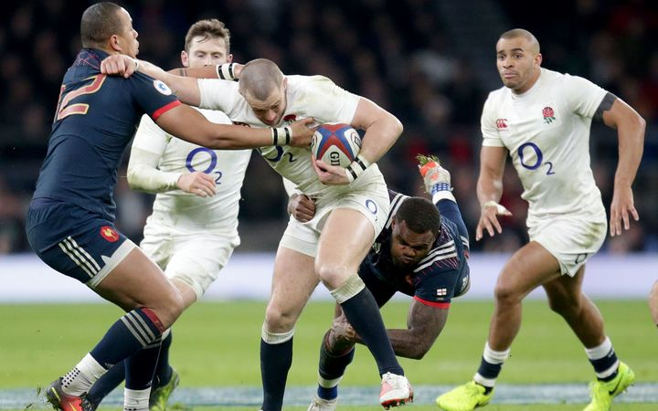 England and France have both agreed to tour the Pacific Islands from 2020.