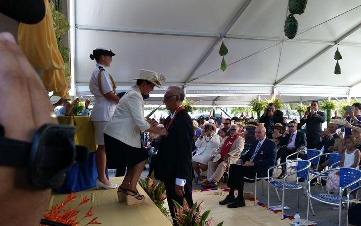 Talagi plans to run for Niue leadership again