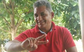Waldomiro Costa Pereira was shot dead on Monday while recovering in hospital.