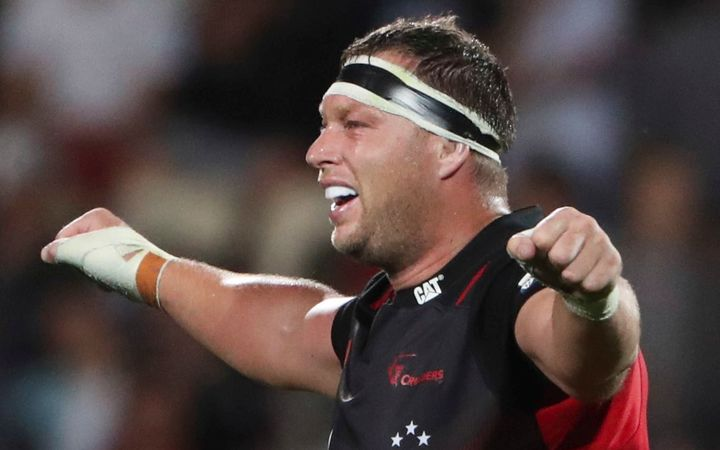 Crusaders prop Wyatt Crockett