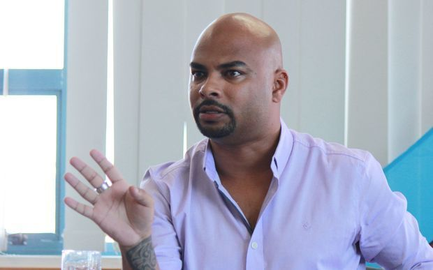 Fiji Human Rights and Anti Discrimation Commission Director Ashwin Raj..