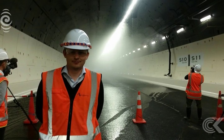 Faulty sprinklers delay $1 4b Waterview tunnel by several months