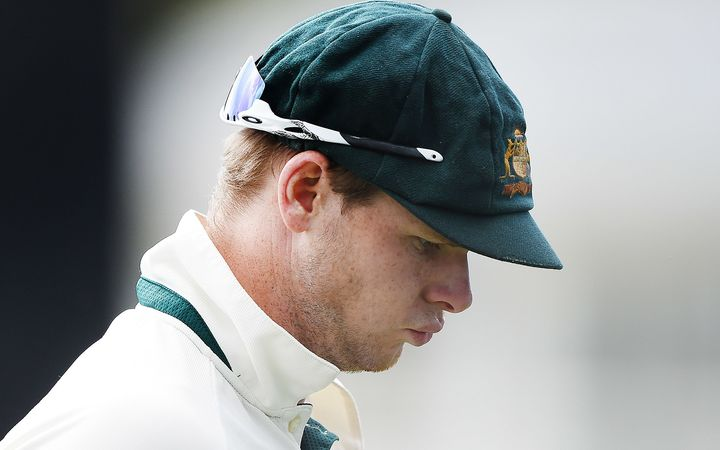 Australia captain Steve Smith