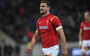 Wales captain Sam Warburton.