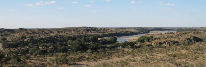 What's happening deep within the Earth, beneath the Limpopo River Valley?