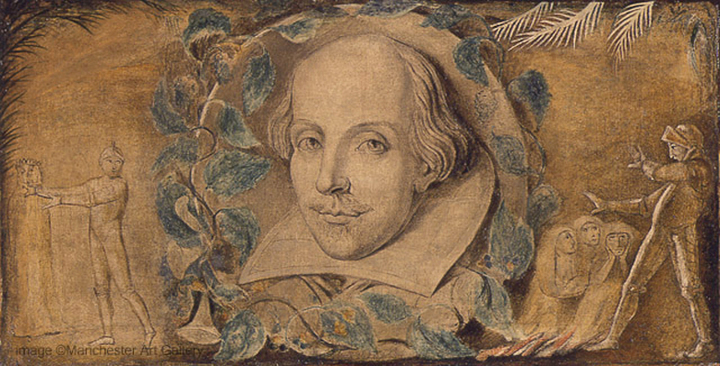 Shakespeare by William Blake 1800