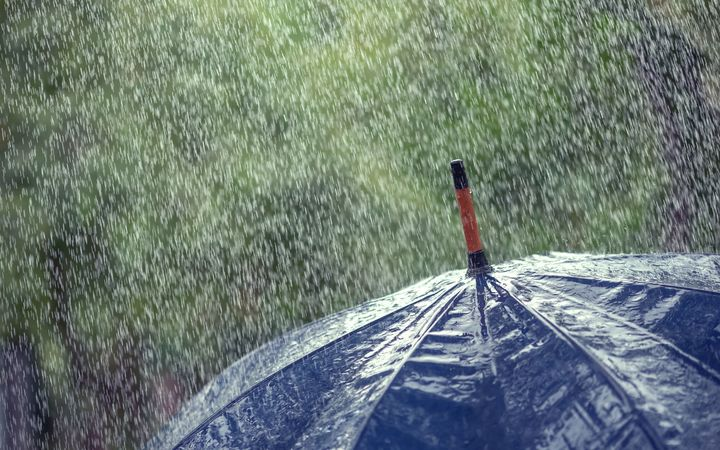 December weather: who gets the rain