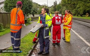 Hundreds evacuated in Whanganui as high tide approaches: RNZ Checkpoint