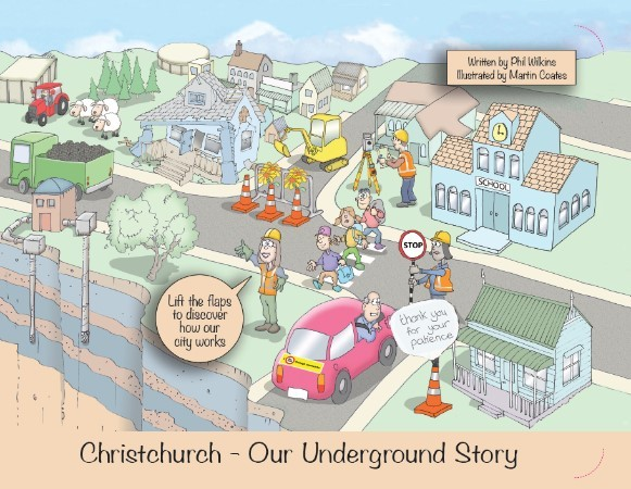 Christchurch - Our Underground Story.