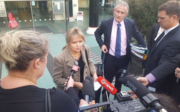 Little not bothered by lack of closure in defamation trial