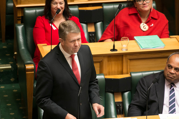 Former Labour leader and departing MP David Cunliffe says being an MP is ultimately a role of service.