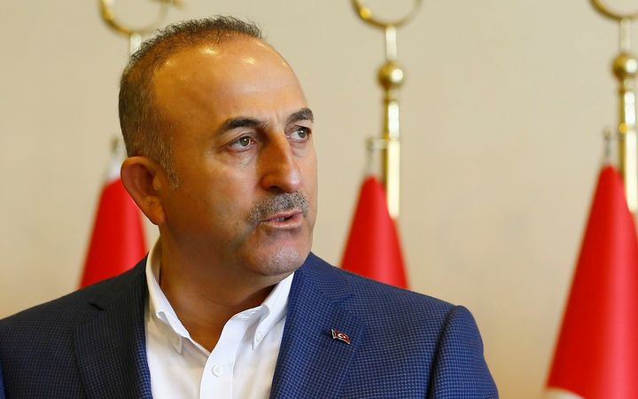 Syria 'still has' chemical weapons - Turkish Foreign Minister