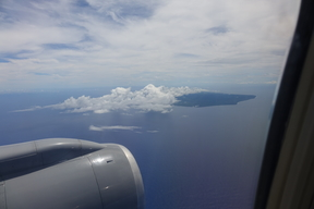 Niue from the air