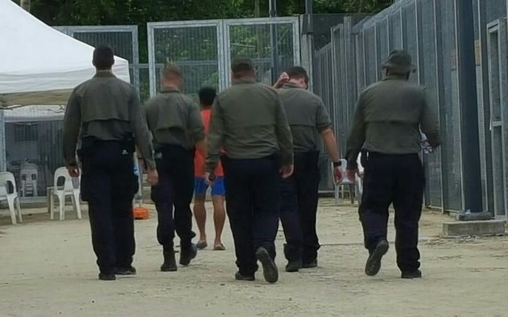 Calls for Manus evacuation after violence