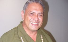 House Representative for American Samoa's Swains Island, Alex Jennings.