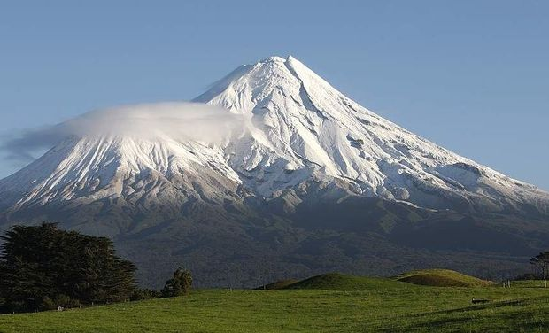 Mount Taranaki New Zealand  City new picture : ... climbers on Mt Taranaki dig in for the night | Radio New Zealand News