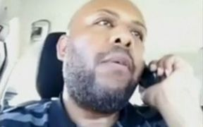 Steve Stephens filmed a live video on Facebook.