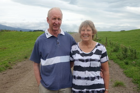 Ian and Judith Armstrong have established a governance structure to allow their daughters to retain ownership of the family farm while installing a operations manager to run it.