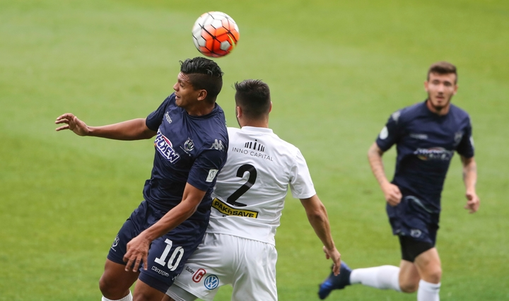 Team Wellington and Auckland City will clash again in the OFC Champions League final.
