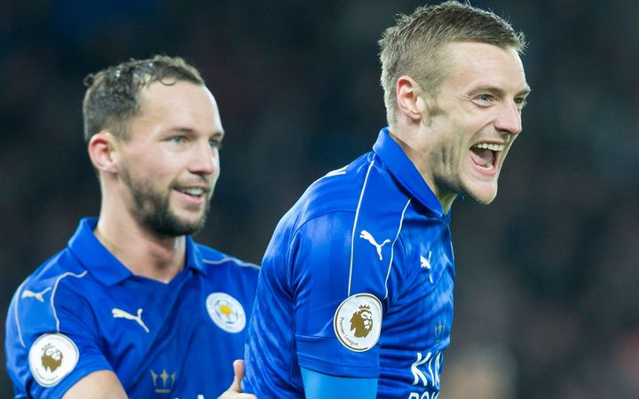 Brave Leicester go down fighting as Madrid rivals reach last four