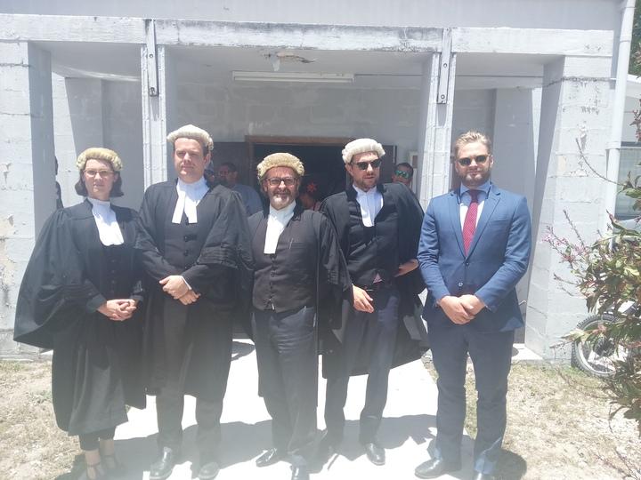 Former Nauru MPs seek to subpoena Adeang
