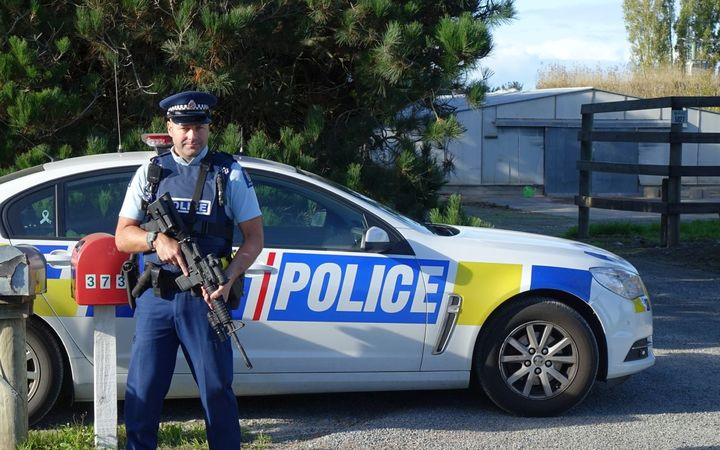 Man arrested over Rolleston shootings