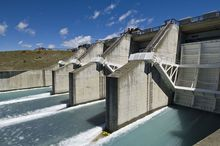 Genesis says an abundance of water for hydro is dampening prices.