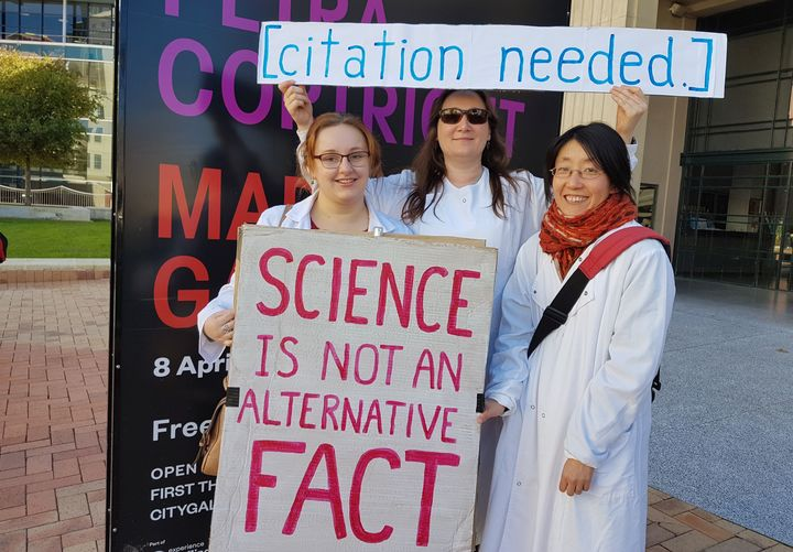 What's Motivating People to March for Science?