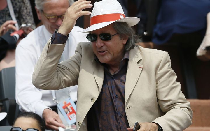 Romanian Fed Cup captain Ilie Nastase has been expelled from the Fed Cup tie with Britain.