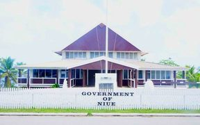 Niue government building