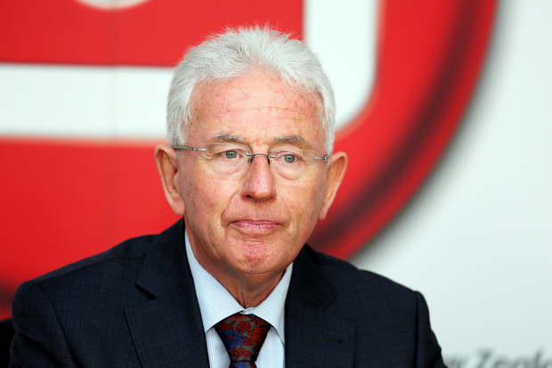 Sir Michael Cullen.