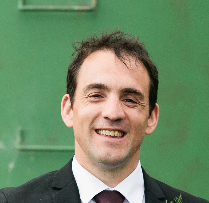 University of Otago research leader Tim Hore.