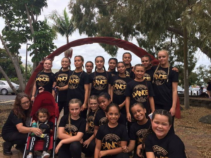 The DDF dance crew from Kerikeri is heading to Auckland to compete in the national competition.